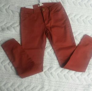 New H&M tight stretchy pants size 10